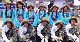 Younger Generations of Sherpa in Traditional Costumes.jpg