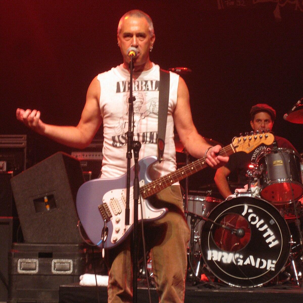 Youth Brigade (band) - Wikipedia