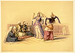 Youth dance in Cairo- David Roberts.jpg