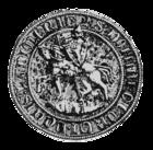 Печатка Юрія Львовича of Королівство Руське Королівство Руси Галицько-Волинська держава
