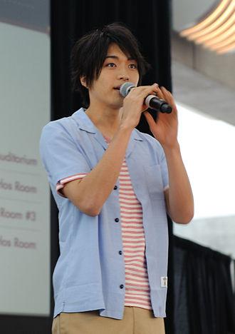 Yuya Matsushita - Yuya Matsushita at FanimeCon 2011 Opening Ceremony