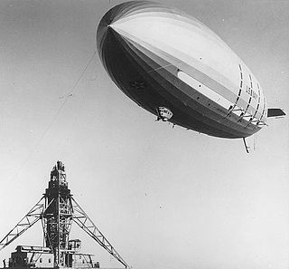 class of two rigid airships constructed for the US Navy in the early 1930s