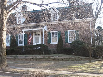 Teaneck, New Jersey - Zabriskie-Kipp-Cadmus House