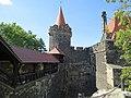 Zamek Grodziec - widok z murów.jpg