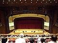 Zhongzheng Auditorium stage in Zhongshan Hall 20130912.jpg