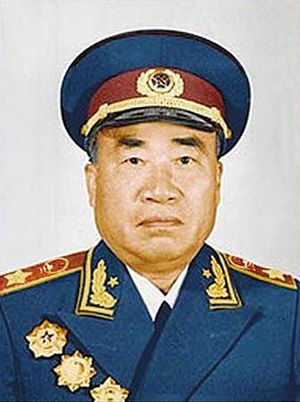 Secretary of the Central Commission for Discipline Inspection - Image: Zhu De