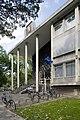 Zicht op een gedeelte van de voorgevel - Dordrecht - 20421450 - RCE.jpg