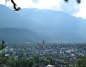 Zirl, Tyrol - Image: Zirl.01.vm