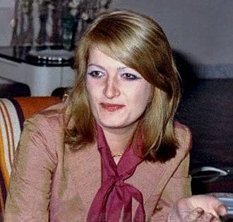 Zoia Ceaușescu - Zoia Ceaușescu in 1981