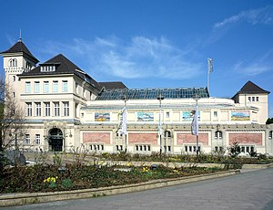 Berlin Zoological Garden - The aquarium has one of the largest collections of aquatic life in Europe.