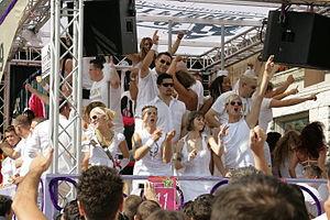 Street Parade - Street Parade n°16–11 August 2007 - Respect