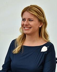 f18613ef1 Zuzana Čaputová, súčasná prezidentka Slovenskej republiky