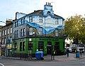 """Marquis of Granby"" Mural ""New Cross"" London (38367015172).jpg"