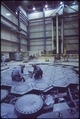 """Reflueling floor"" at St. Vrain Nuclear Power Plant - NARA - 544826.tif"