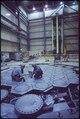 """Reflueling floor"" at St. Vrain Nuclear Power Plant - NARA - 544826.tif"