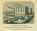 """St. Louis Steam Laundry. Moore Street, between Clark Avenue and Market Street. John K. Brettall, Proprietor."".jpg"