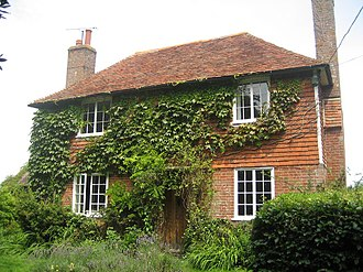 The Darling Buds of May (TV series) - Farmhouse of Buss Farm, seen in 2007