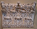 """""""Theodosian"""" capital from Thessaloniki (5th cent.) in the Byzantine and Christian Museum on February 2, 2020.jpg"""