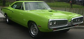 Dodge Super Bee - Wikipedia