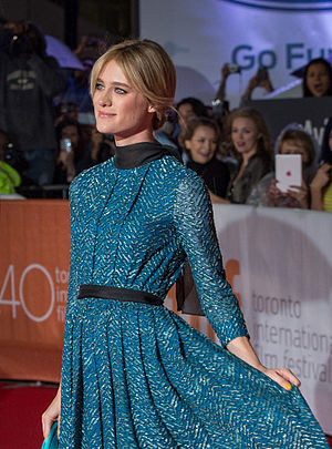 Mackenzie Davis - Davis at the 2015 Toronto International Film Festival