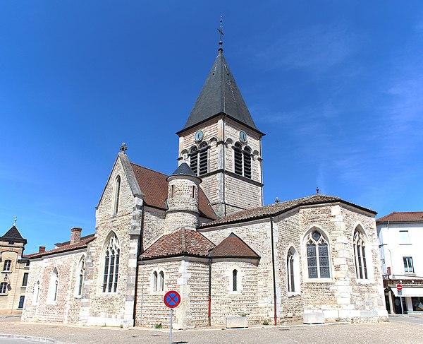 Photo de la ville Villars-les-Dombes