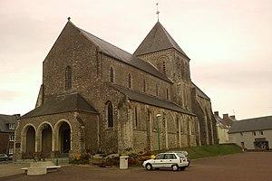 L'église Saint-Gilles.