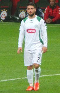 Ömer Ali Şahiner Turkish footballer
