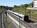 Øresundstog at Svanemøllen Station.jpg