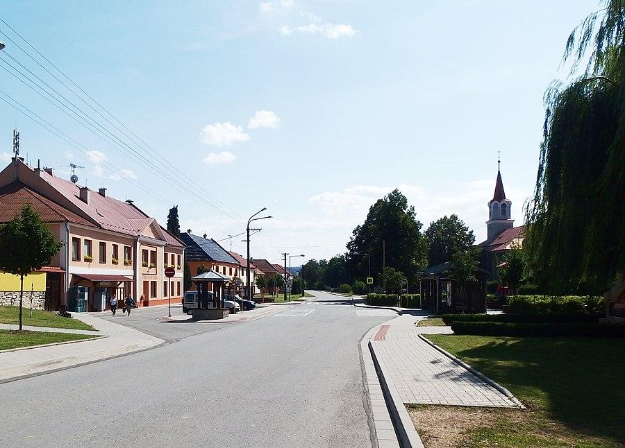 Černotín