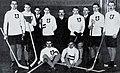 České hokejové mužstvo - mistr Evropy 1911.jpg