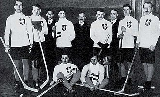 Ice Hockey World Championships - Bohemian European Champions in 1911