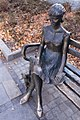 Ławeczka Haliny Poświatowskiej w Częstochowie - 1.jpg
