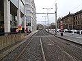Škrétova, tramvajová zastávka Muzeum.jpg