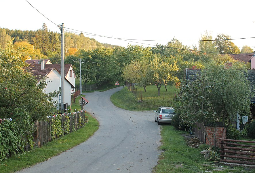 Víckov, Žďárec, Brno-Country District, Czech Republic