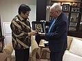Επίσκεψη ΥΦΥΠΕΞ, Τ. Κουίκ, στην Ινδονησία (30965902436).jpg