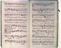 Антыфанарый са Слонімскага кляштара бернардзінцаў. 1770.png