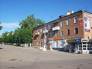 Bogoroditsk - In central Bogoroditsk