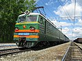 ВЛ10-1402, Россия, Новосибирская область, станция Линёво (Trainpix 146702).jpg