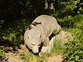 Витоша, Музея на мечката.JPG