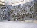 Галерея скульптурних композицій на честь героїв фронту і тилу, Київ.JPG