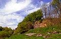 Гранітна скеля біля села Шершні DSC 8517.jpg