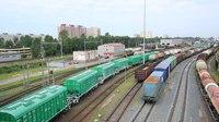 File:Грузовые поезда. Güterzüge 2H1A5410.webm