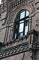 Дом для служащих мельницы Посохова (окно) (Rostov-on-Don).jpg