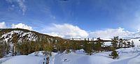 Дорога на Умбу. Апрель 2012 г. - panoramio.jpg
