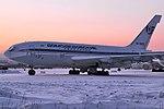 Ильюшин Ил-96 74393202013, Москва - Домодедово RP4153.jpg