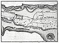 Карта-схема к статье «Дарьяльское укрепление». Военная энциклопедия Сытина (Санкт-Петербург, 1911-1915).jpg