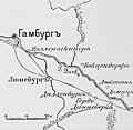 Карта к статье «Гамбург». Военная энциклопедия Сытина (Санкт-Петербург, 1911-1915).jpg