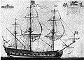 """Линейный корабль """"Ингерманланд"""" лист 1.jpg"""