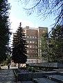 Машиностроителей 4 Машиностроителей - Гостиница «Мадрид» со стороны площади Первой Пятилетки.JPG