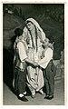 Михаило Мергл, Ивана Петри и Бисерка Душановић у Хасанагиници, 1937.jpg